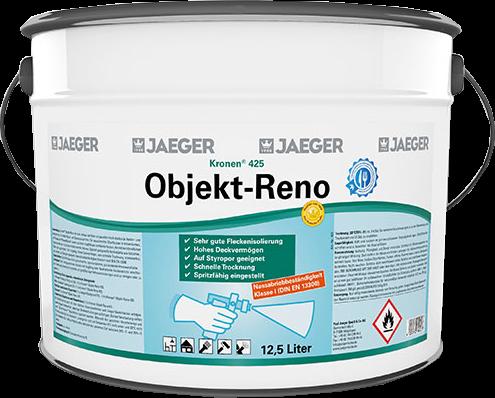 Jaeger Kronen® Objekt-Reno