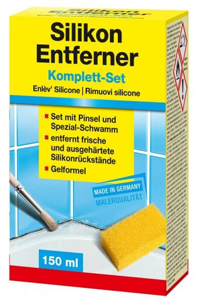 PUFAS Silikon-Entferner Komplett-Set