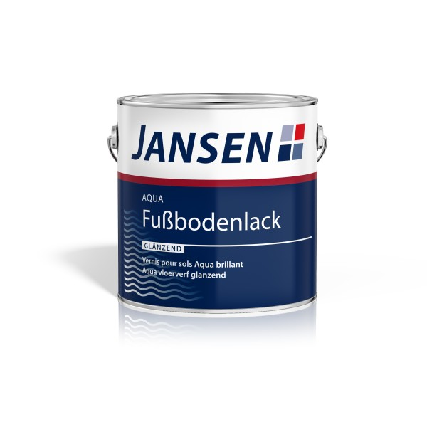 Jansen Aqua Fußbodenlack