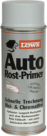 Jaeger LÖWE Auto-Rost-Primer Spray