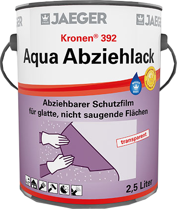 Jaeger Kronen® Aqua Abziehlack