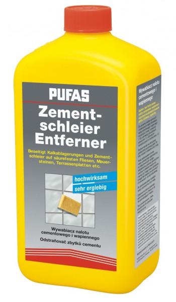 PUFAS Zementschleier-Entferner