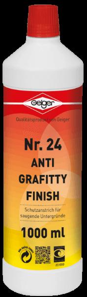 Geiger Anti Graffity Finish