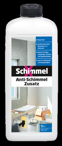 PUFAS SchimmelX Anti-Schimmel Zusatz