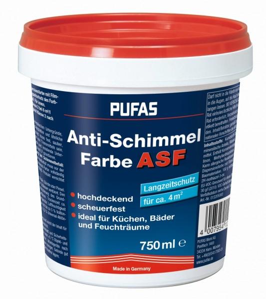 PUFAS Anti-Schimmel-Farbe ASF