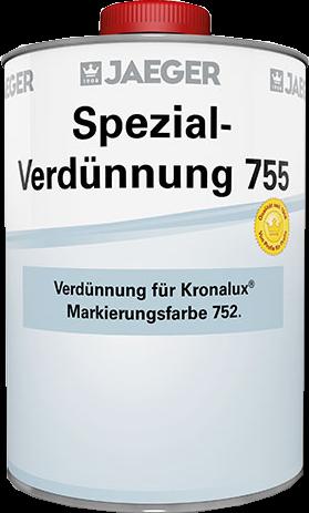 Jaeger Spezial-Verdünnung