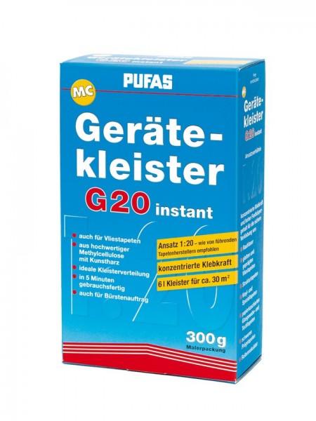 PUFAS MC Gerätekleister G20 instant