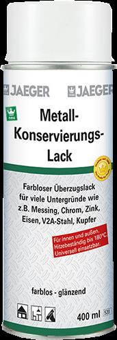 Jaeger Metall-Konservierungslack-Spray