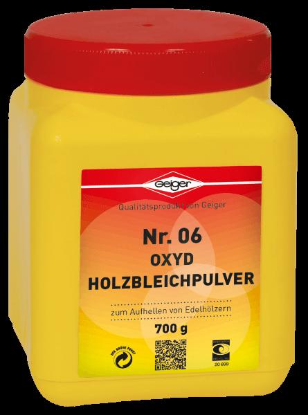 Geiger OXYD Holzbleichpulver