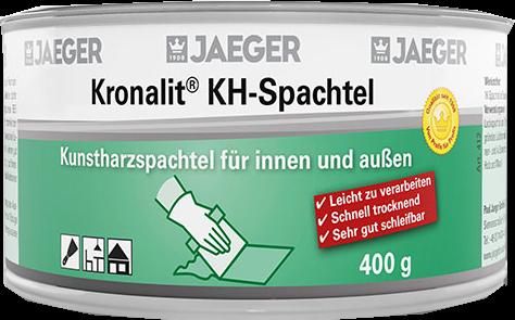 Jaeger Kronalit® KH-Spachtel