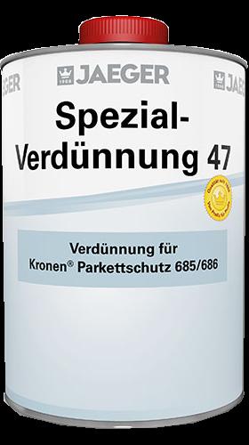 Jaeger Spezial-Verdünnung 47 für 685/686 1L
