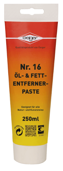 Geiger Öl- & Fettentferner 250ml