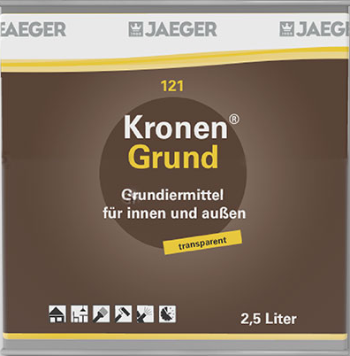 Jaeger Kronengrund® braune Kanne