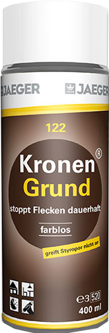 Jaeger Kronen® Isolierspray farblos 400ml