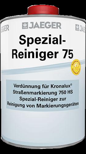 Jaeger Spezial-Reiniger 75 für 750 HS