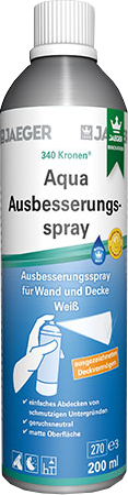 Jaeger Kronen® Aqua Ausbesserungsspray