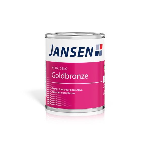 Jansen Aqua Deko Goldbronze