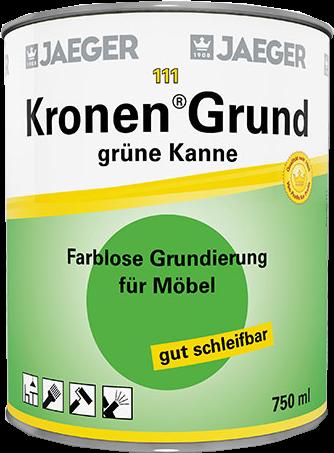 Jaeger Kronengrund® grüne Kanne