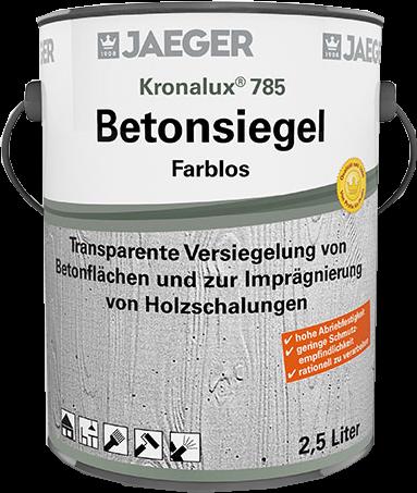 Jaeger Kronalux® Betonsiegel farblos