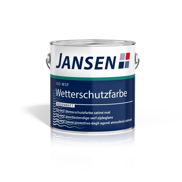 Jansen ISO-WSF Wetterschutzfarbe