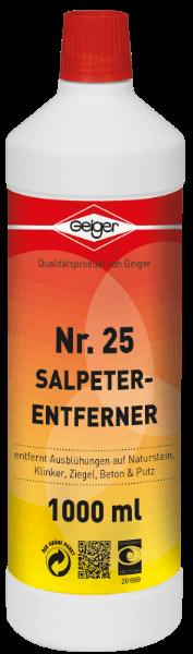Geiger Salpeterentferner