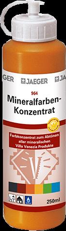 Jaeger Mineralfarbenkonzentrat