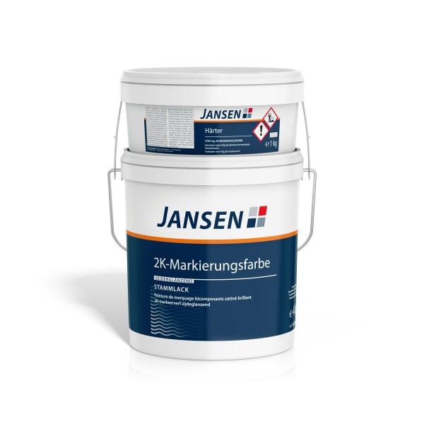 Jansen 2K-Markierungsfarbe