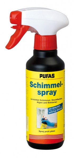 PUFAS Schimmelspray Schimmel-Entferner