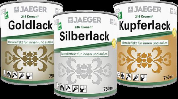 Jaeger Kronen® Metallic Lack