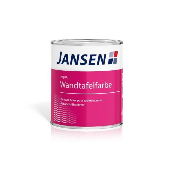 Jansen Aqua Wandtafelfarbe 750ml