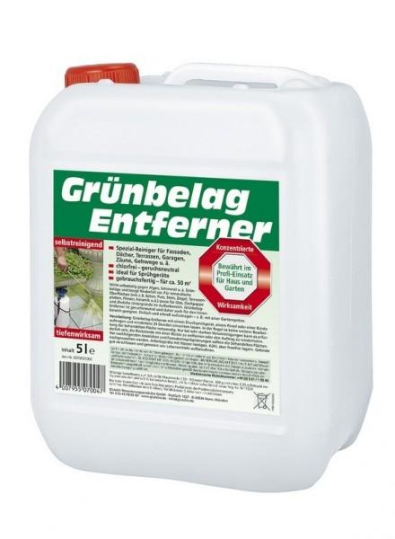 PUFAS Grünbelag-Entferner