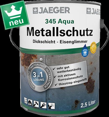 Jaeger Aqua Metallschutz