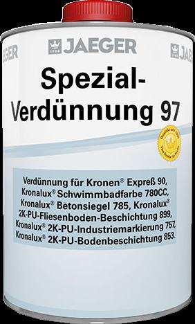 Jaeger Spezial-Verdünnung 97 für 090, 780CC, 757, 785, 853, 899