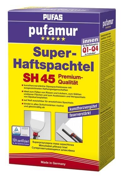 PUFAS pufamur Super-Haftspachtel SH45 premium