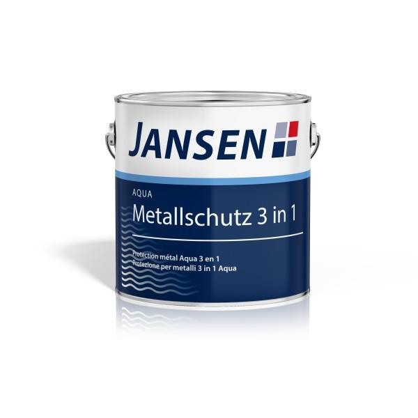 Jansen Aqua Metallschutz 3 in 1