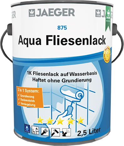 Jaeger Aqua Fliesenlack
