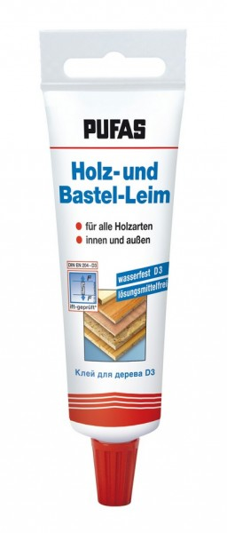 PUFAS Holzleim D3