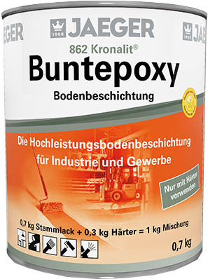 Jaeger Kronalit® Buntepoxy