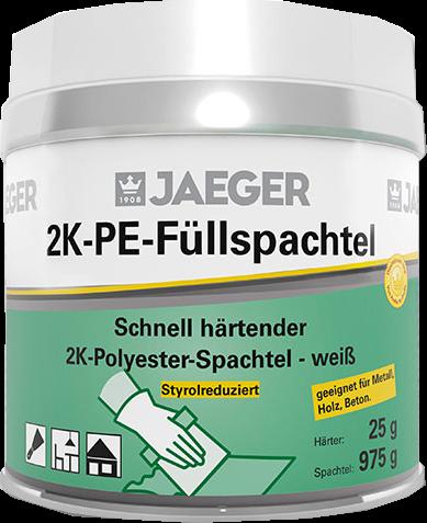 Jaeger 2K-PE Füllspachtel