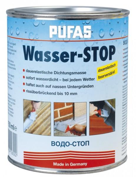 PUFAS Wasser-STOP