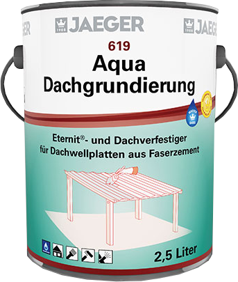 Jaeger Aqua Dachgrundierung
