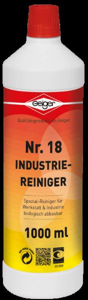 Geiger Industriereiniger