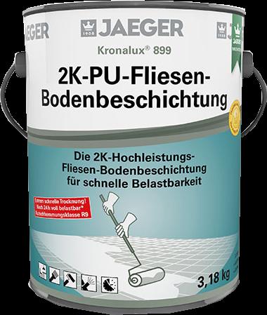 Jaeger Kronalux® 2K-PU-Fliesenboden-Beschichtung
