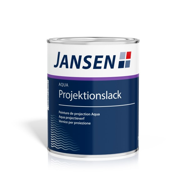 Jansen Aqua Magnetfarbe 1l