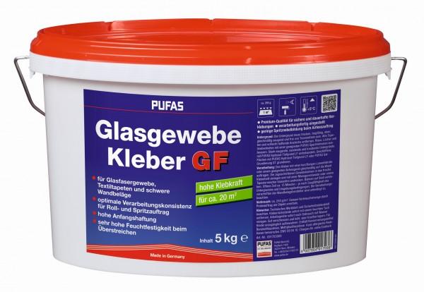 PUFAS Glasgewebe-Kleber GF