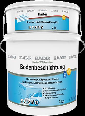 Jaeger Kronisol® Bodenbeschichtung
