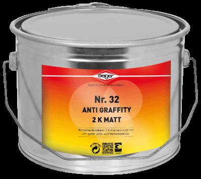 Geiger Anti Graffity 2K matt