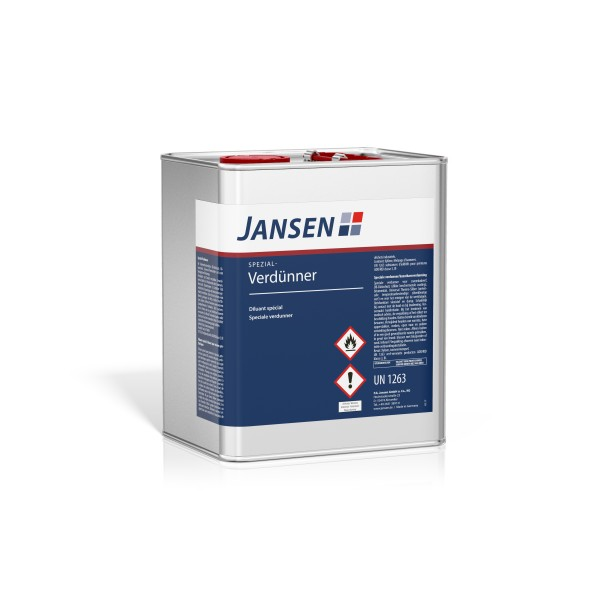 Jansen Spezial-Verdünner für Schwimmbeckenfarbe