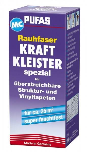 PUFAS Rauhfaser MC Kraft-Kleister