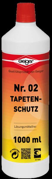 Geiger Tapetenschutz